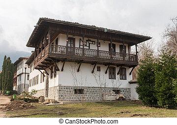 Klisura Monastery, Bulgaria