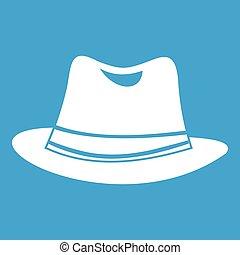 klobouk, ikona, neposkvrněný