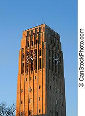 klokken toren
