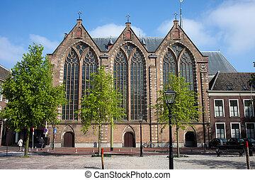 Kloosterkerk in The Hague - Kloosterkerk (Cloister Church)...
