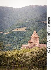 kloster, armenien, tatev