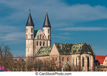 Kloster Unser Lieben Frauen, monastery of our Lady in...