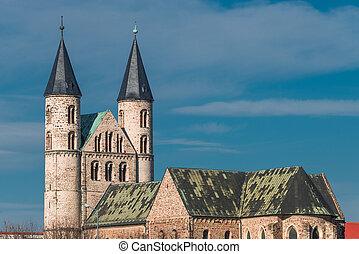 Kloster Unser Lieben Frauen, monastery of our Lady in...