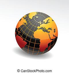 klot, värld