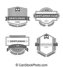 klub, dżentelmen