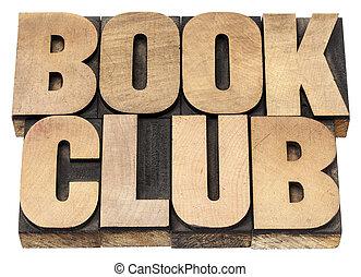 klub, książka