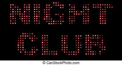 klub, nacht