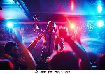 klub, party