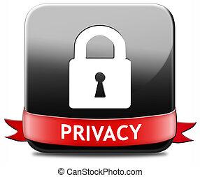 knap, privatliv