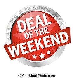 knap, weekend, deal