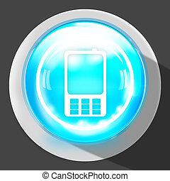 knapp, skapande, kontakta, design, symbol, ikon