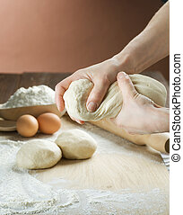 Kneading The Dough  - Kneading The Dough