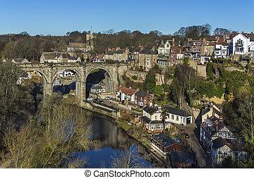 Knearsborough - North Yorkshire - United Kingdom - ...