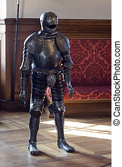 Knight - Armored medieval knight