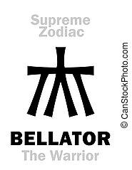knight), hércules, supremo, astrology:, bellator, (the, ...