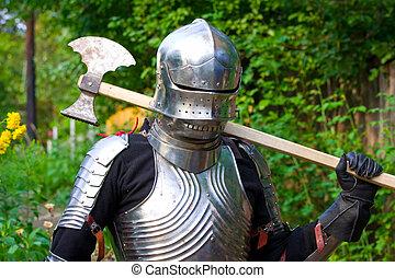 knight in shining armor