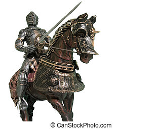 Knight on Horseback - Medieval Knights - Various images...
