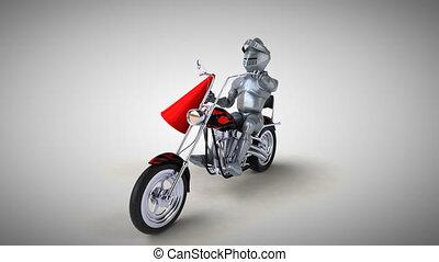 Knight rider - 3D Animation
