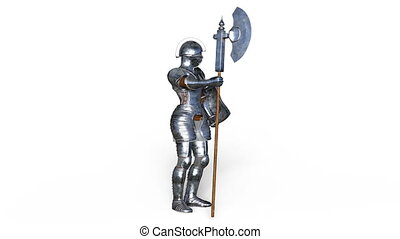 Knight - Image of a knight.