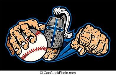knights baseball