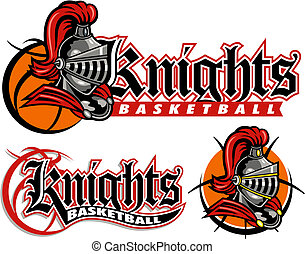 knights basketball designs