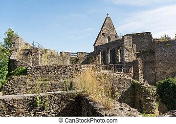 knight's castle Schaunburg - Austria