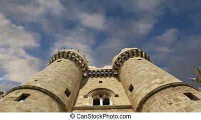 Knights Grand Master Palace,Rhodes