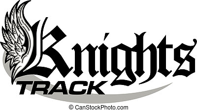 knights track design