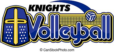 knights volleyball