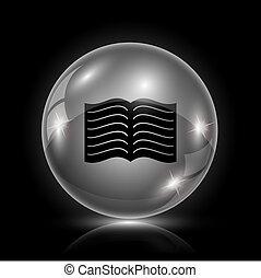 kniha, ikona