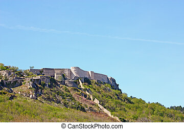 Knin fortress - Fortress of Knin, second largest military...