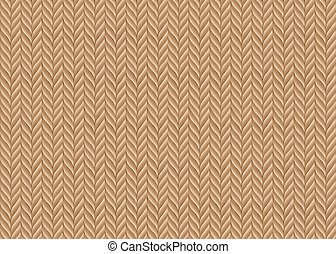 Knitted background - An abstract vector background based on...