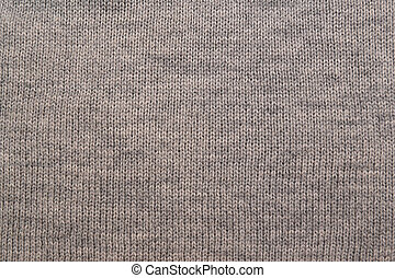 Knitted gray texture. naturel color. - Knitted gray texture....