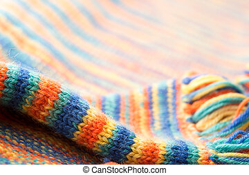 Knitted texture