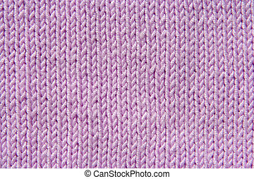 knitted wool as background