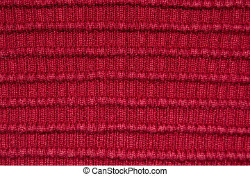 Knitted wool texture.