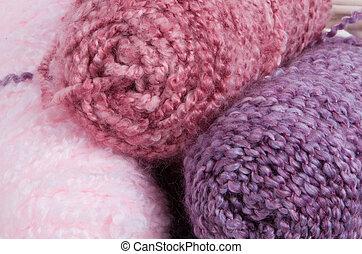 knitting yarn 3