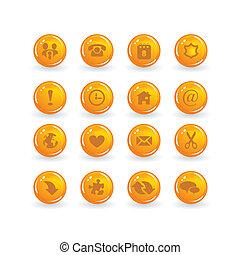 knoop, iconen