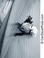 knoopsgat, roos