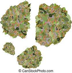 knoppar, marijuana