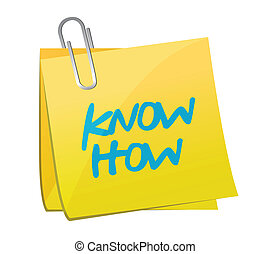 know how post illustration design