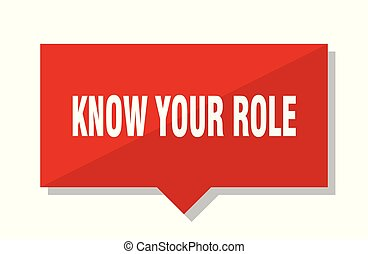 know your role red tag - know your role red square price tag