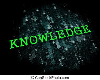 Knowledge. Education Concept.