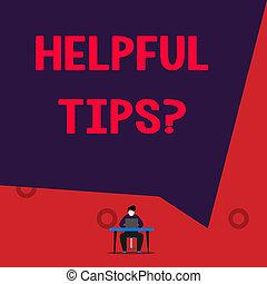 knowledge., information, donné, ou, utile, être, texte, conseil, question., signe, top secret, photo, conceptuel, pointes, projection