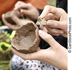 Knowledge of ancient pottery - educational programs at a...