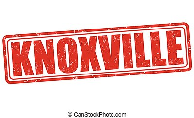 Knoxville stamp