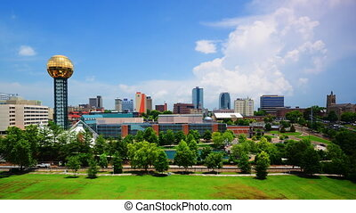 Knoxville time lapse