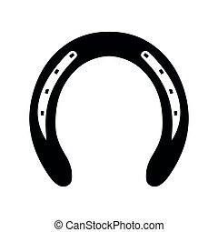 koń, symbol, bucik