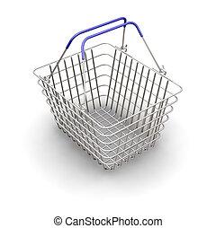 koš, nakupování