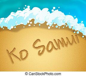 Ko Samui Holiday Shows Go On Leave In Thailand - Ko Samui...